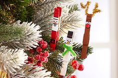 KIDS CLUB® Clothespin Characters Date: Saturday, December 5 Time: 10:00 am - 12:00 pm Cost: $2 Kids