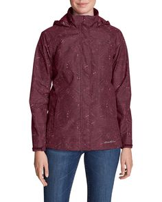 Women's Rainfoil® Packable Jacket | Eddie Bauer