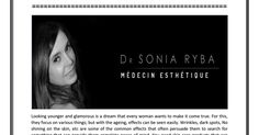 Dr Sonia Ryba Offers Skinboosters in Paris