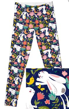 3c1a13b9e53002 9 Best Easter Leggings images in 2017 | Buttery soft leggings, Soft ...