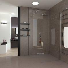 Walk-In Dusche Freie Sicht 989705210
