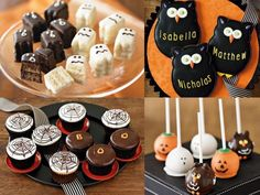 Halloween is coming soon, give some inspiration for your party or design.