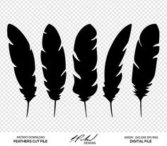 Gold Tipped Paper Feathers – Lia Griffith – feather diy Feather Crafts, Feather Art, Feather Vector, Vinyl Crafts, Paper Crafts, Feather Template, Paper Feathers, Gold Tips, Stencil Patterns