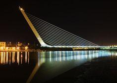 Siviglia, Puente del Alamillo