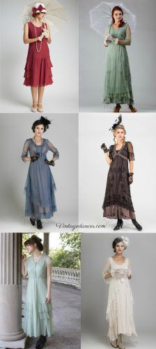 Old Fashioned Dresses Inspired By The Victorian Era Pioneer Woman Anne Of Green Gables And Anic Dinner Gowns