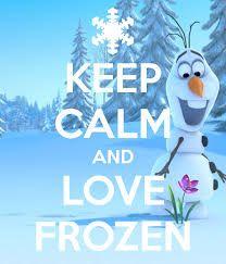 Risultati immagini per keep calm cold weekend