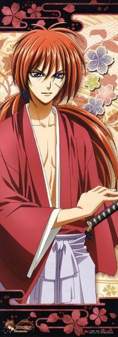 Rurouni Kenshin samurai x Kenshin Himura