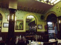 Cafeteria New York de Bilbao 1
