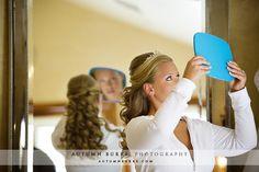 cielo castle pines colorado wedding bridal prep getting ready hair makeup
