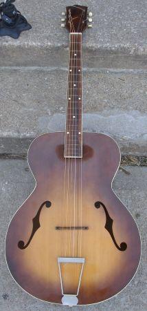 23 Best Vintage Silvertone Electric Models Images Cool Guitar