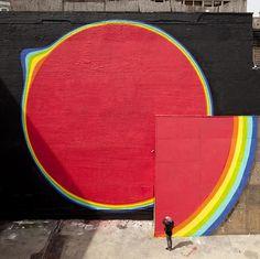 Street Art - Artista do O.bra Festival;