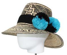 Multi Color - Straw Hat