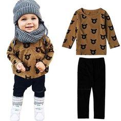 fec91e274 newborn little Kids boys clothes set Baby boy clothes fashion toddler  babydresskily