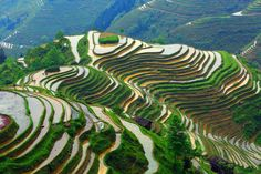 Guizhou, China Authentic Chinese hill tribes without mass tourism — yet.