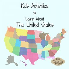 States Activities (printable) States Activities (free printable) Source by theactivitymom. Geography Activities, Geography For Kids, Geography Lessons, Teaching Geography, Social Studies Activities, History Activities, Teaching Social Studies, Kids Learning Activities, Teaching History