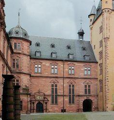 Aschaffenburg Schlosskapelle