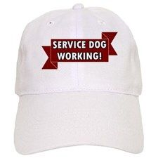 ca22369352f Service Dogs Baseball Cap for Service Dogs