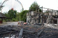 Newspaper -  Nach der Brandstiftung: Spreepark – Berliner Park der Träume | Berlin- Berliner Zeitung