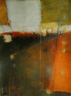 Double Shadow by Elaine Daily-Birnbaum