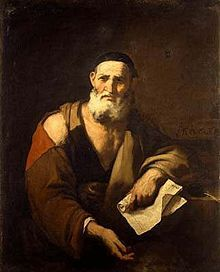 """Leucippus (5th century BC) was one of the earliest Greeks to develop the theory of atomism — the idea that everything is composed entirely of various imperishable, indivisible elements called atoms — which was elaborated in greater detail by his pupil and successor, Democritus.    According to this atomism, if you take a piece of wood and then cut it in to two equal parts, then do it continuously, eventually you will find a part that you can't cut. This smallest possible part is the """"atom""""."""