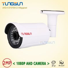 31.37$  Watch here - New Arrival 2MP HD 1080P AHD Camera Security CCTV White Metal Bullet Video Surveillance Outdoor Waterproof 36pcs infrared  #aliexpress
