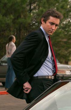 Lee Pace as Joe MacMillan HCF Episode 6. | He looks so good in suits.