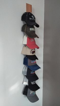 Hats Storage Bag Baseball Cap Organizer Clear Plastic Snapback Fitted Storage