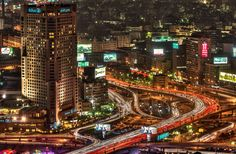 Cairo Rush Hour by Dany Eid on 500px