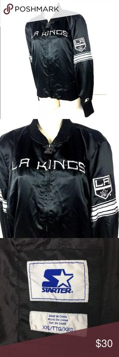 858c13c9 8 Best La kings images in 2018 | Los angeles kings, Blouses, Hooded ...