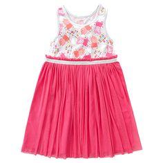 Girls' Peppa Pig Mesh Skirt Dress Peppa Pig Dress, Peppa Pig Outfit, Mesh Skirt, Summer Dresses, Girls, Clothes, Fashion, Toddler Girls, Outfits