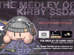 星のカービィ組曲「THE MEDLEY OF KIRBY SSDX」 (高画質版) - YouTube. Love this