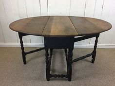 Oak Drop Leaf Table with Black Chic Painted Legs. The Furniture Recycling ShopPaymentShippingReturn PolicyWhere to Find Our Shop About UsWhere to Find Our ShopAddress: The Furniture Recycling Shop, 1A Station Road, Bourne End, Buckinghamshire SL8 5QE  The Furniture Recycling Shop is located opposite Bourne End Rail Station. There is on-site car parking with additional pay and display car parking next to the train station. If you have any problems finding us, please do not hesitate to call…