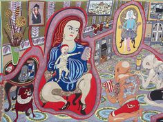 Grayson Perry – Paragon – Monnaie de Paris. Grayson Perry Art, Op Art, Frederick William, Textiles, Naive Art, Outsider Art, Art Club, Wall Prints, Art History