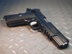 Springfield Armory 1911 - oh yeah, long slide...
