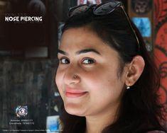 Painless Nose Piercing!! #Piercingwithsmile #Teamaaryans #ahmedabad