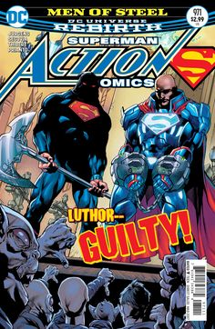 Action Comics (2016) Issue #971