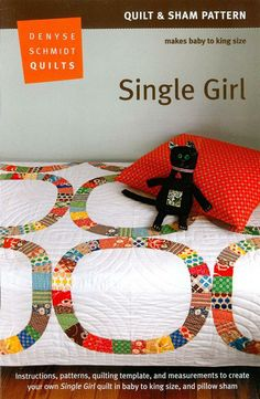 "Denyse Schmidt ""Single Girl"" Quilt Pattern"