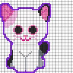 Muffin Kitten Beanie Boo perler bead pattern Beanie Boo Party 85b2e7793b5d