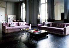 Decorative black wood flooring design | Flooring Ideas | Floor Design Trends