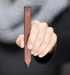 and this is on it's way....  FiftyThree Pencil Stylus for iPad