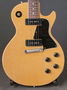 '57 Gibson Les Paul TV owned by Trixie Whitley