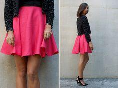 กระโปรง Circle skirt แบบต่างๆ / Circle skirts designs