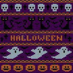 Halloween Knit