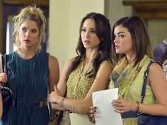 First Look at Season 3 of Pretty Little Liars Tune-in June 5th at 8/7c on ABC Family