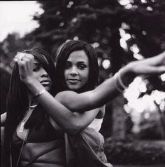 Aaliyah. That voice left us too soon.