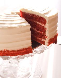 Susie's Famous Southern Red velvet Cake