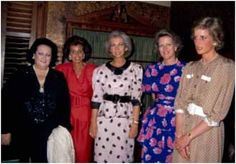 On Saturday August 13th in 1988, Princess Diana accompanied Queen Sofia of Spain, and Queen Anne Marie of Greece to attend a recital by opera singer Jose Carreras, at the magnificent Peralada Castle at Girona in Spain