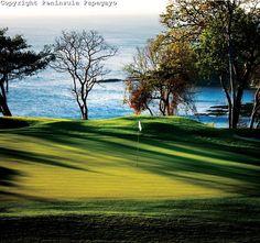 Peninsula Papagayo, Costa Rica.  Arnold Palmer Signature Golf Course,
