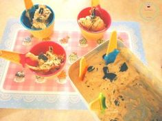 Homemade ice-cream!
