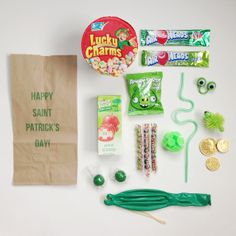 a pretty cool life.: celebrating St. Patrick's Day & how to print on brown paper bags